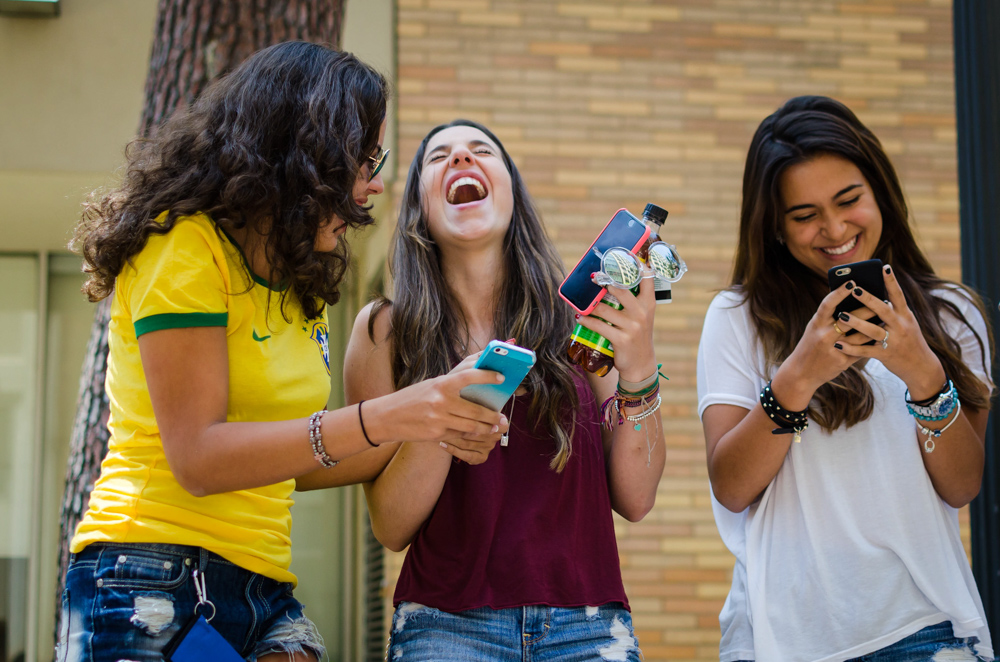 UCLA > Campus Life & Activities   Summer Discovery