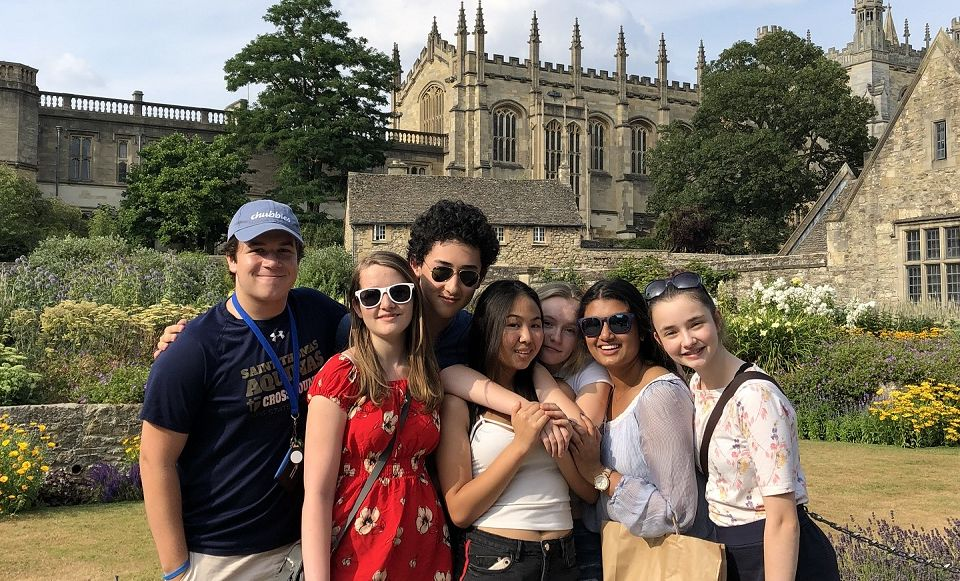 Cambridge University Amp London Combo Summer Discovery