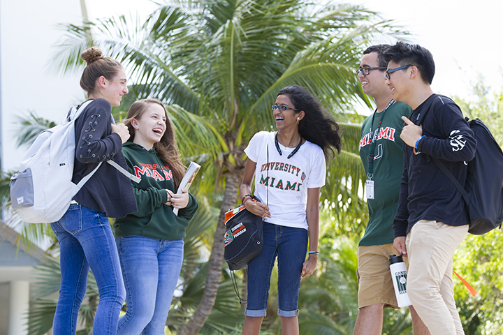 University of Miami > Campus Life & Activities | Summer