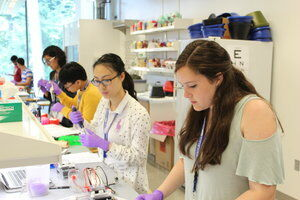 Summer Programs for High School Students at Johns Hopkins