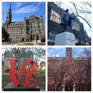 Experience Top Summer Programs for High School Students at Georgetown University and University of Pennsylvania